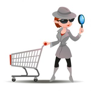 Requirements for a Mystery Shopper