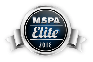 MVP Awarded MSPA Elite 2018