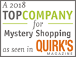 Top Company for Mystery Shopping