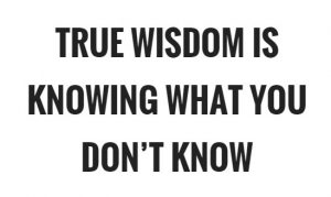 How To Learn What You Don't Know You Don't Know