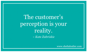Customers' Perception